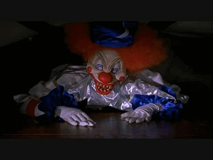 Clowns Dont Be Afraid Read Our Top 5 Creepiest Clowns Page 3
