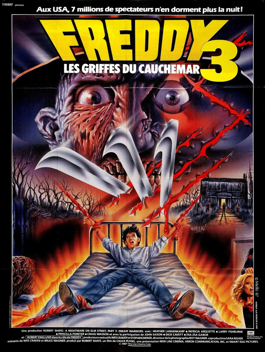 A Nightmare on Elm Street 2 Freddys Revenge 1985  IMDb