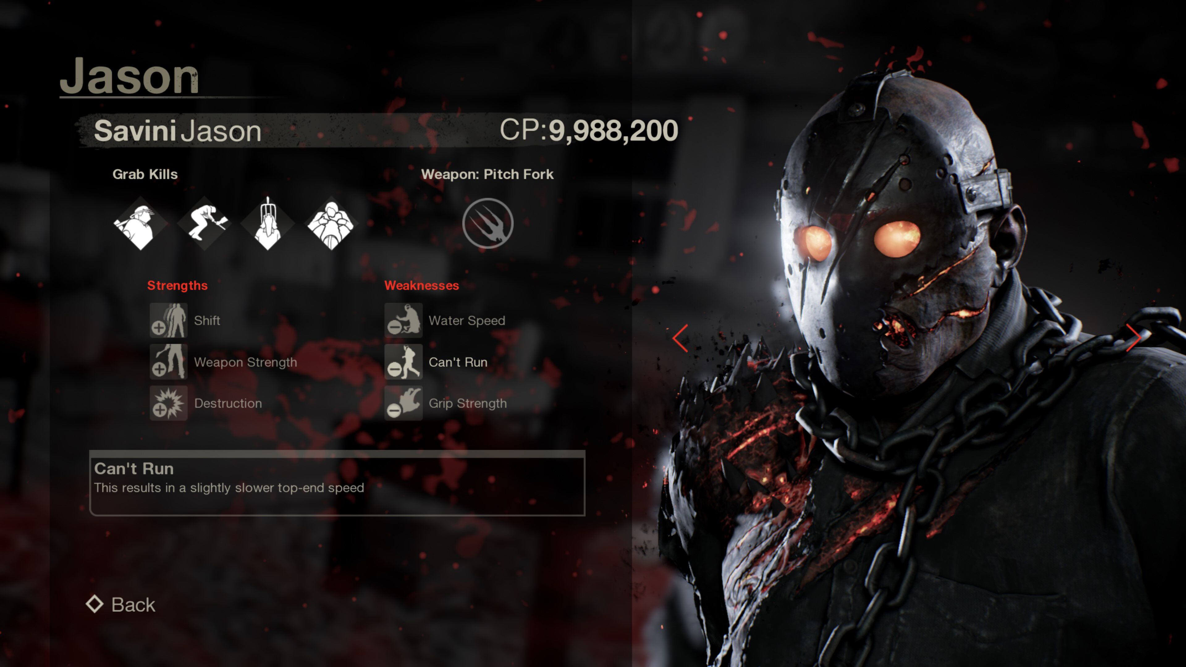 Friday the 13th Game: How to Get Savini Jason Voorhees