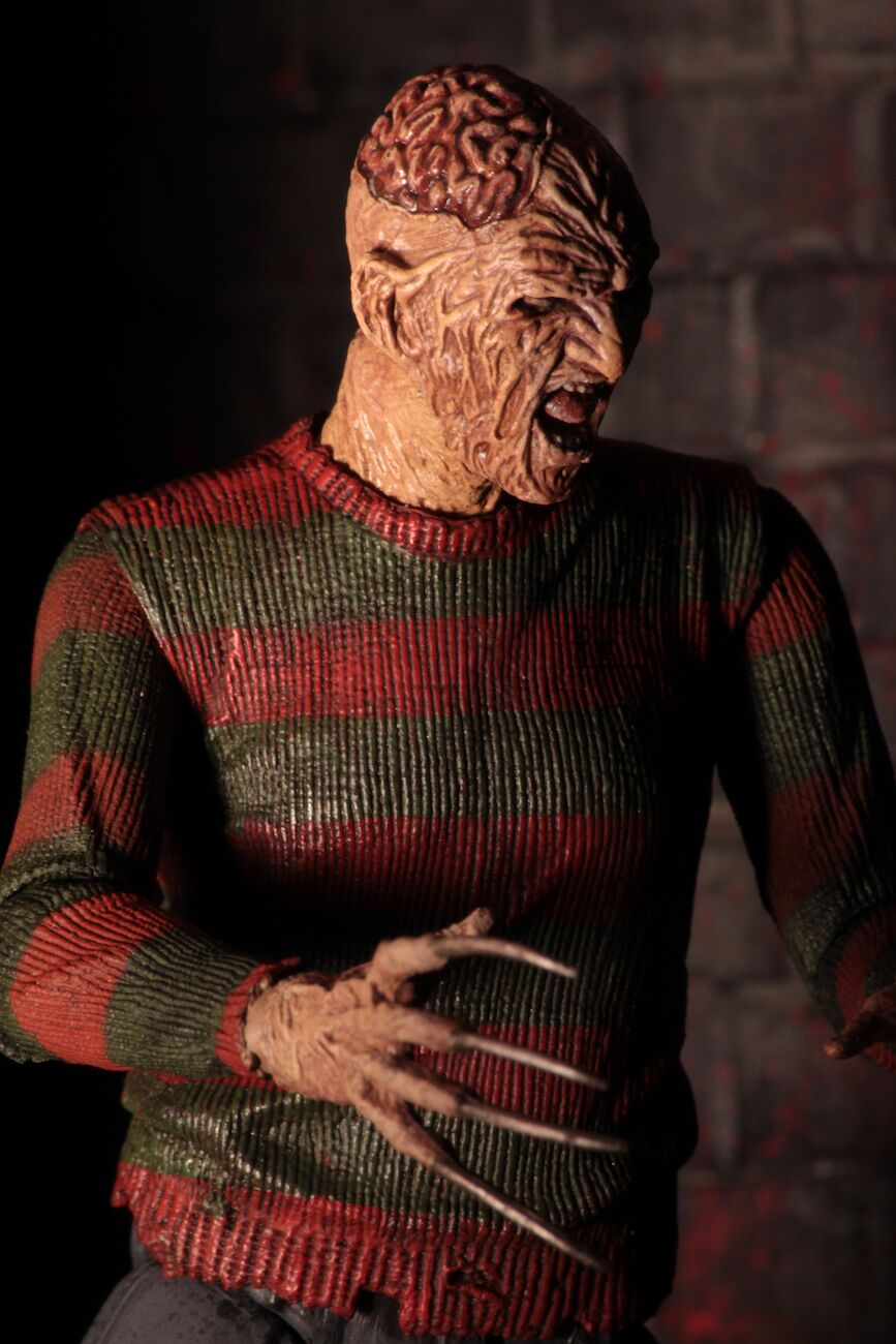 Demon Freddy Toys : Sdcc neca dreaming up ultimate elm street freddy