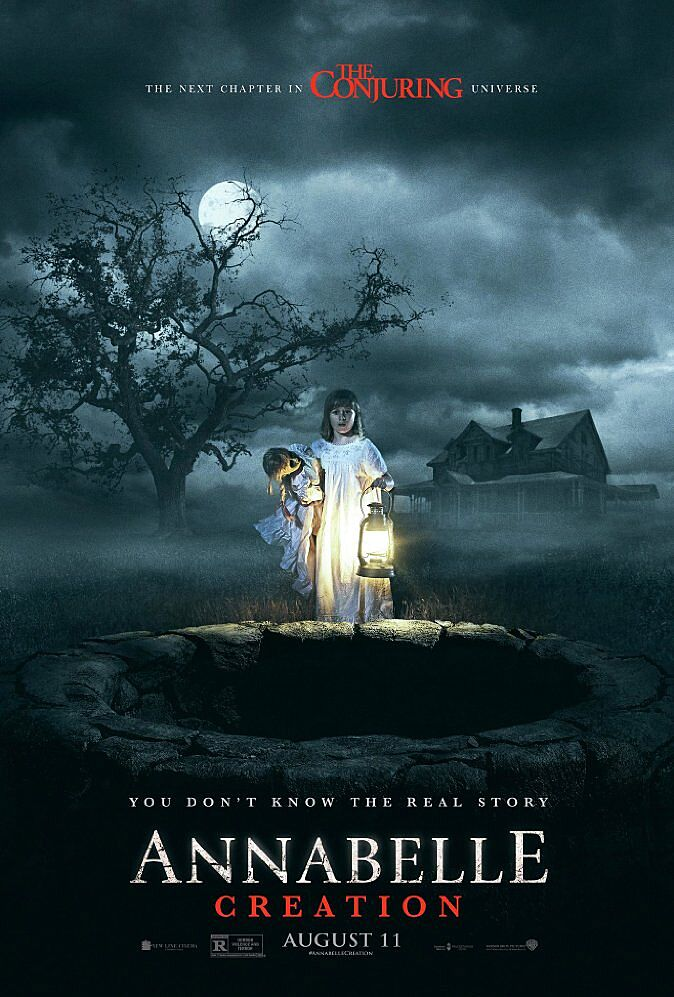 Annabelle: Creation (2017): Demented doll feature earns its R rating