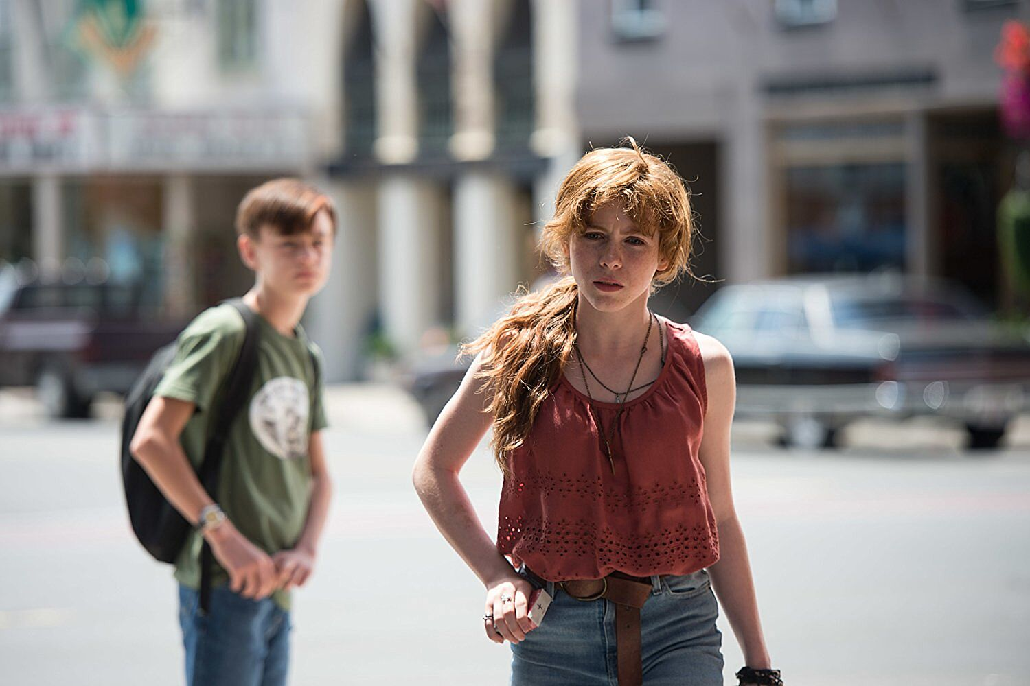 Stephen King's IT: Beverly Marsh is Brave, Beautiful and Ballsy
