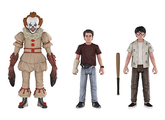 Stephen King Funko Unveils Wave 2 Of It Pops Plus New