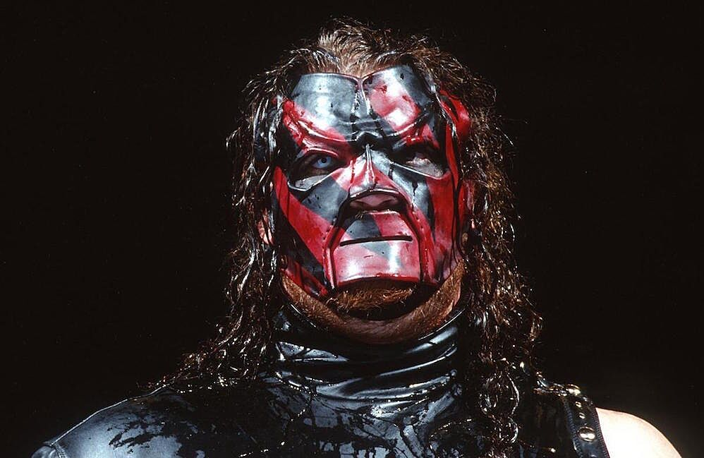 Six WWE wrestlers who would be at home in horror films