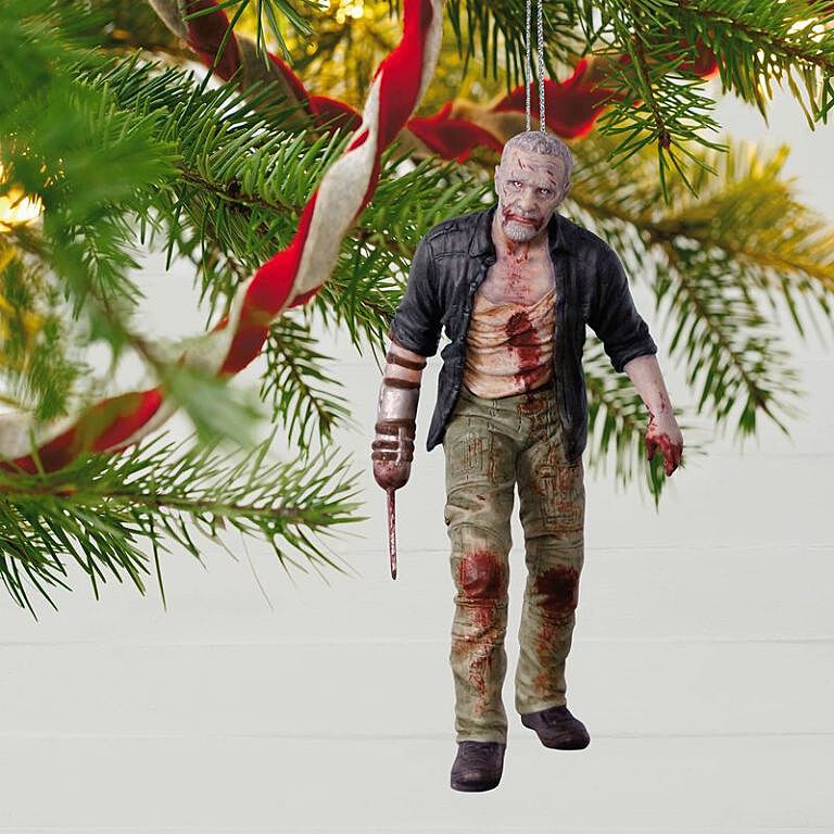 the walking dead merle and daryl are getting new hallmark ornaments