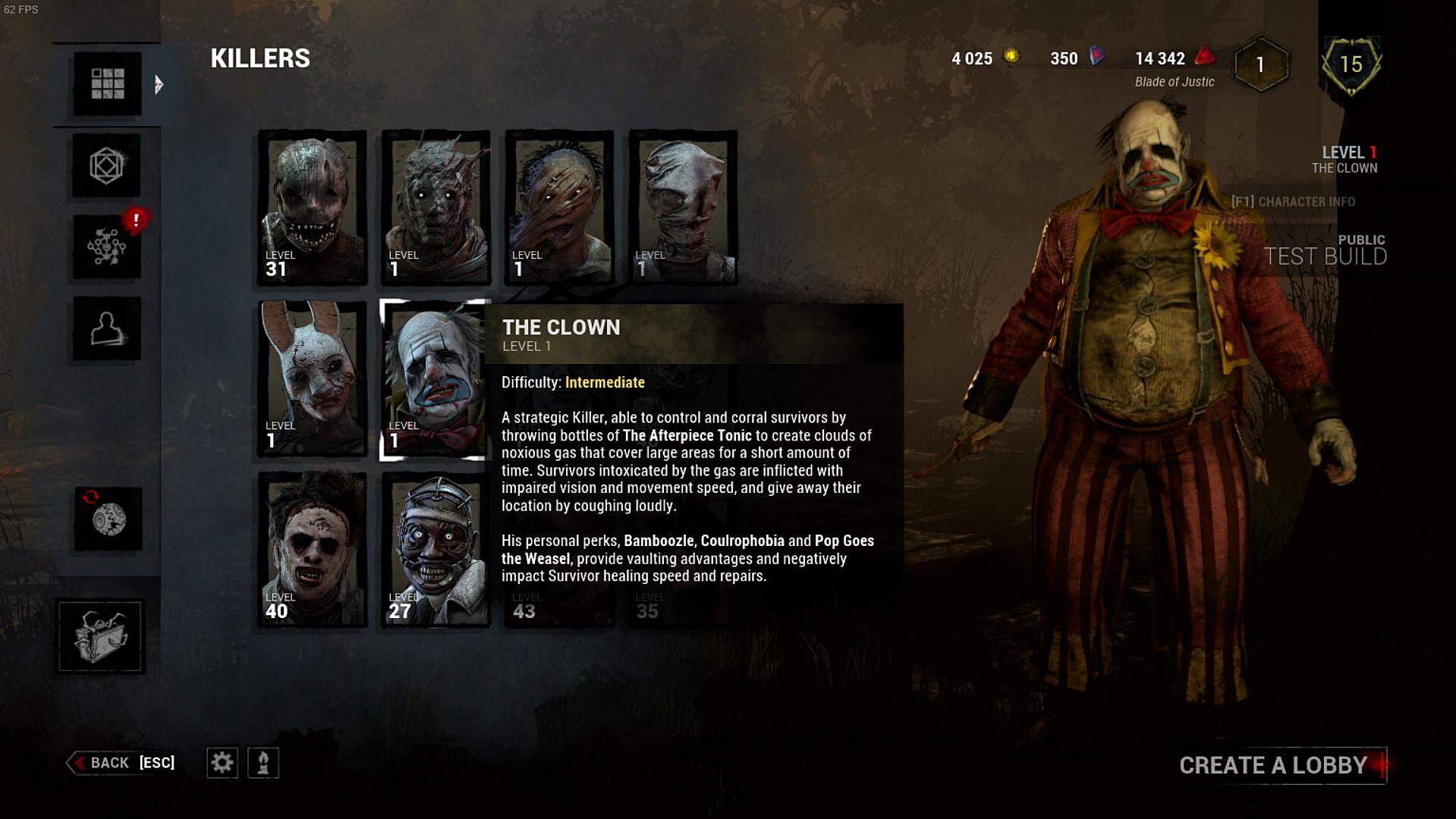 Dead by Daylight reveals creepy new killer clown and survivor