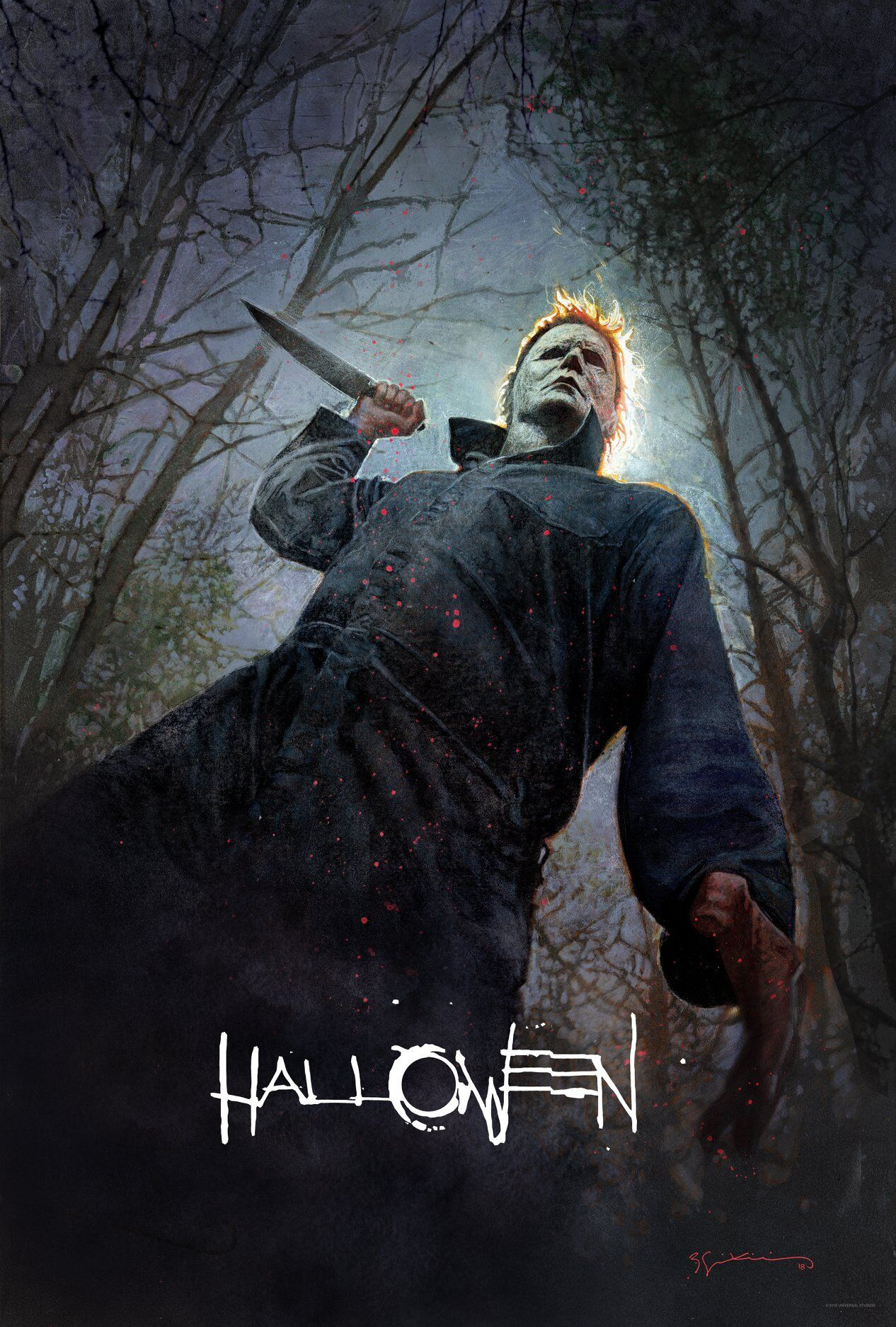 halloween 2018: creep out with new san diego comic-con poster