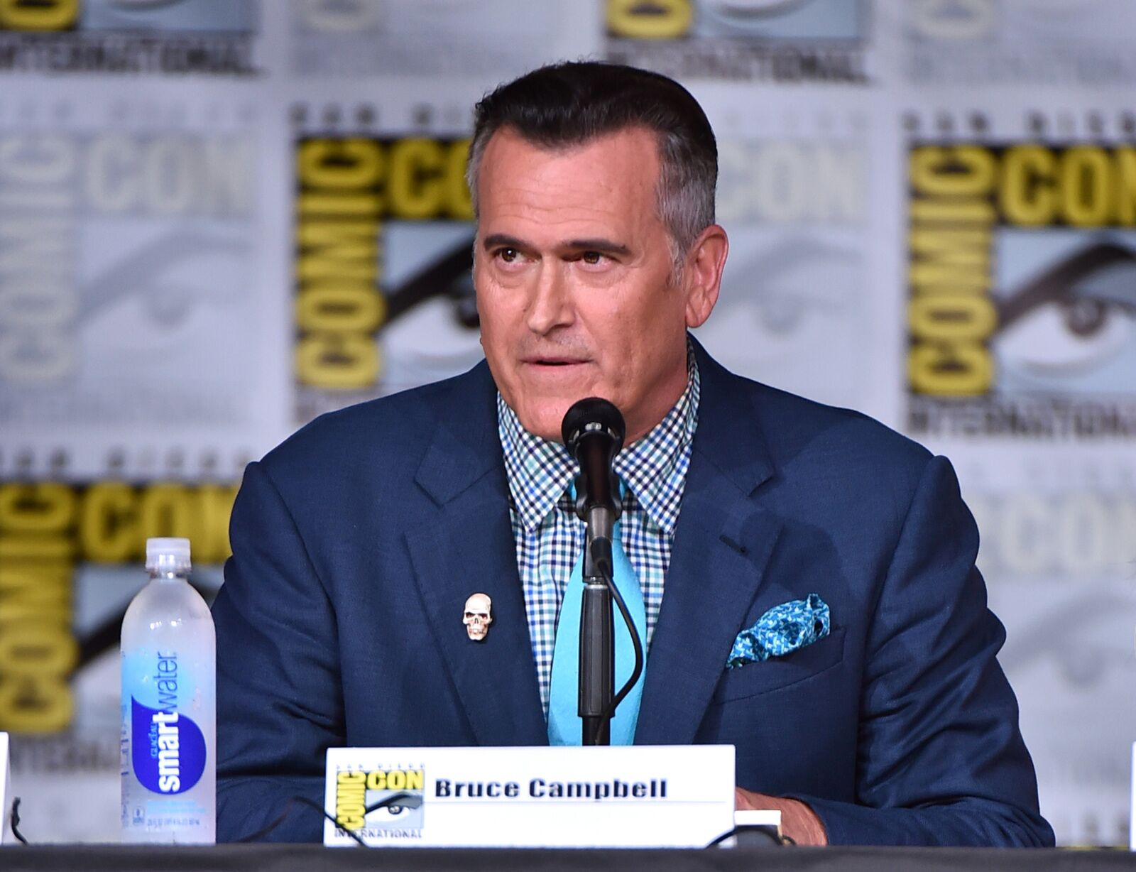 Bruce Campbell almost took a Vacation with Richard Stanley