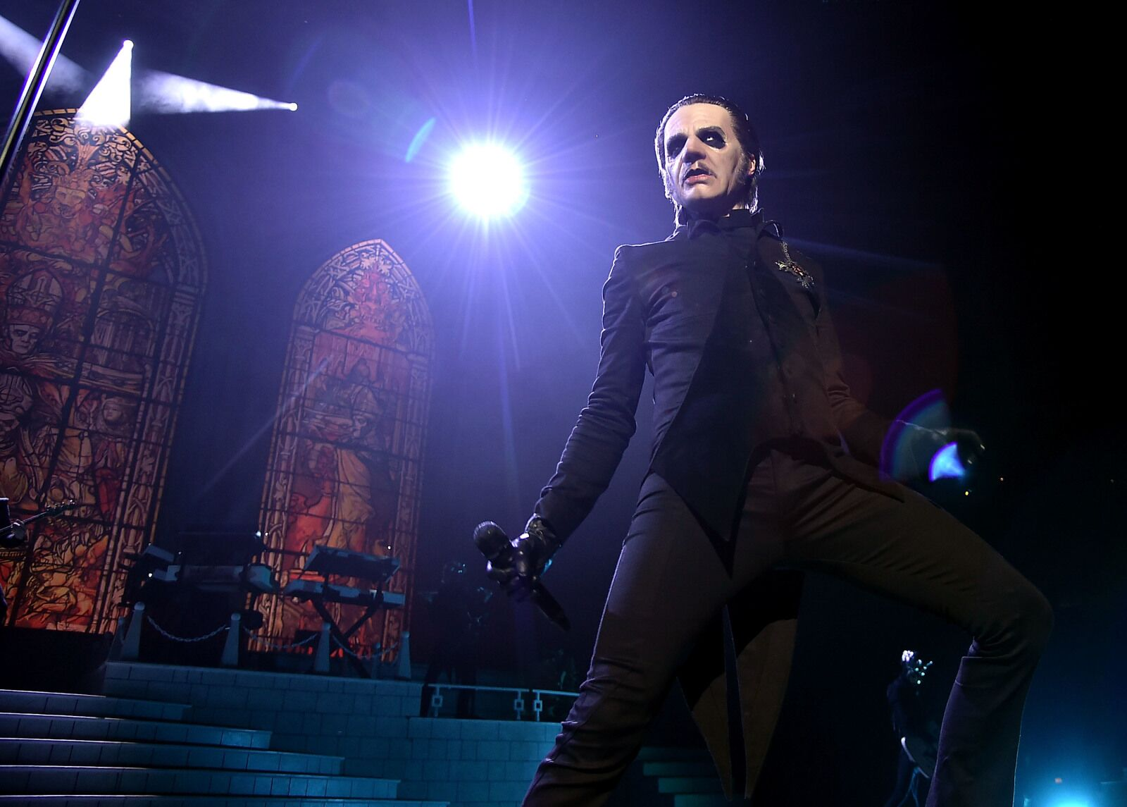 Ghost: A chat with Tobias Forge; is an instrumental album in the future?