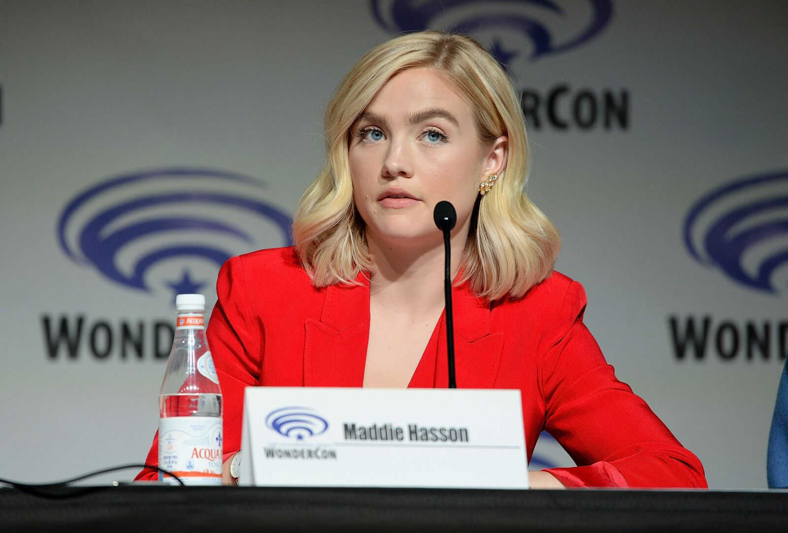 Impulse star Maddie Hasson joins James Wan's new movie