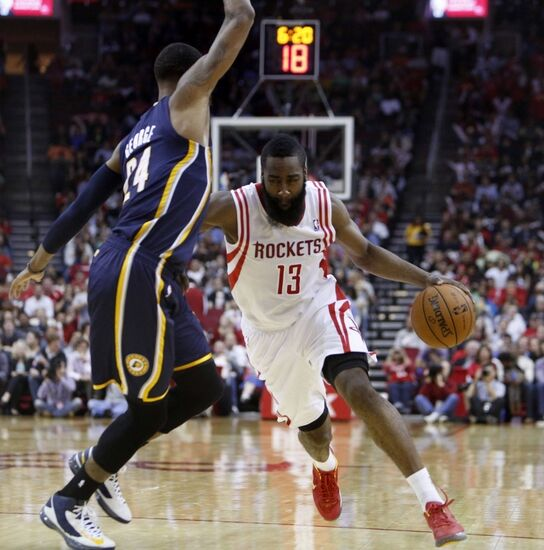 James Harden And Paul George: Paul George Or James Harden: Who To Build A Team Around?