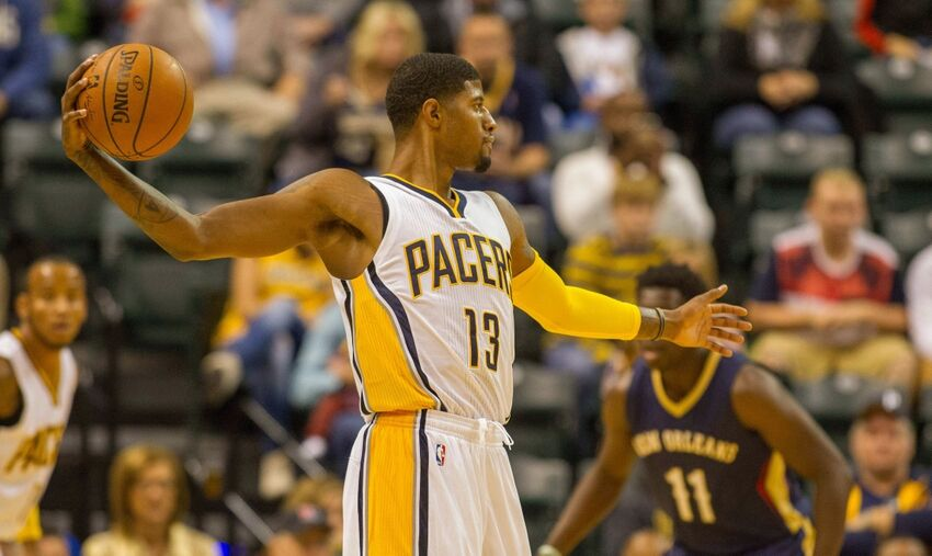 d4150ce5942 Paul George Still Doesn t Want to Play the 4