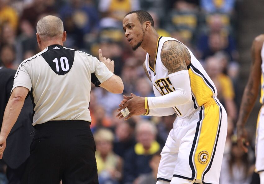 Rumor: Indiana Pacers May Be Looking to Move Monta Ellis