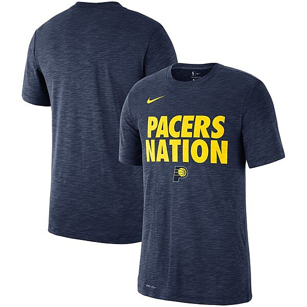 b91d8522b3f Indiana Pacers Nike Team Attitude Performance T-Shirt –  34.99