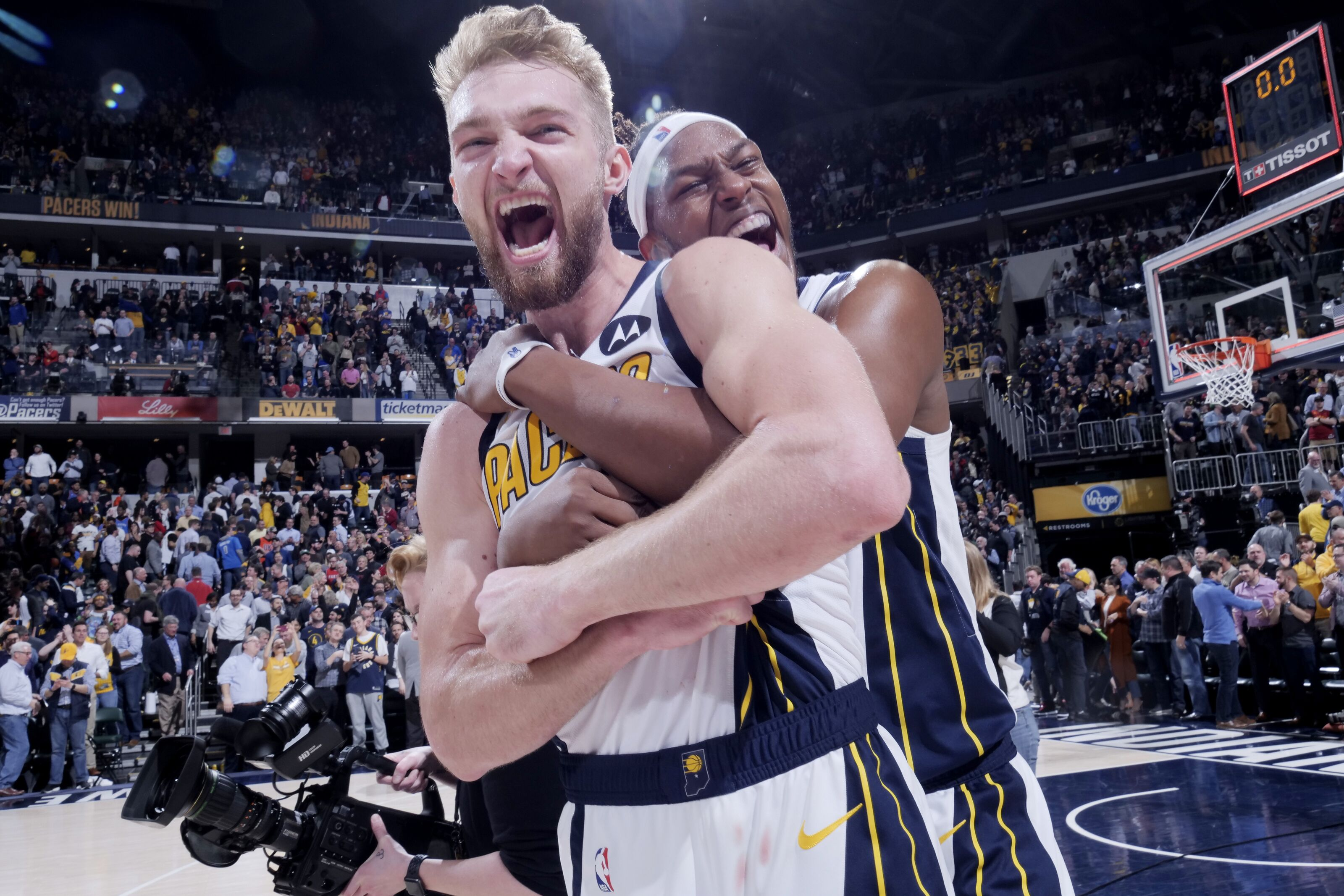 Four ways the Indiana Pacers can reach their ceiling this season