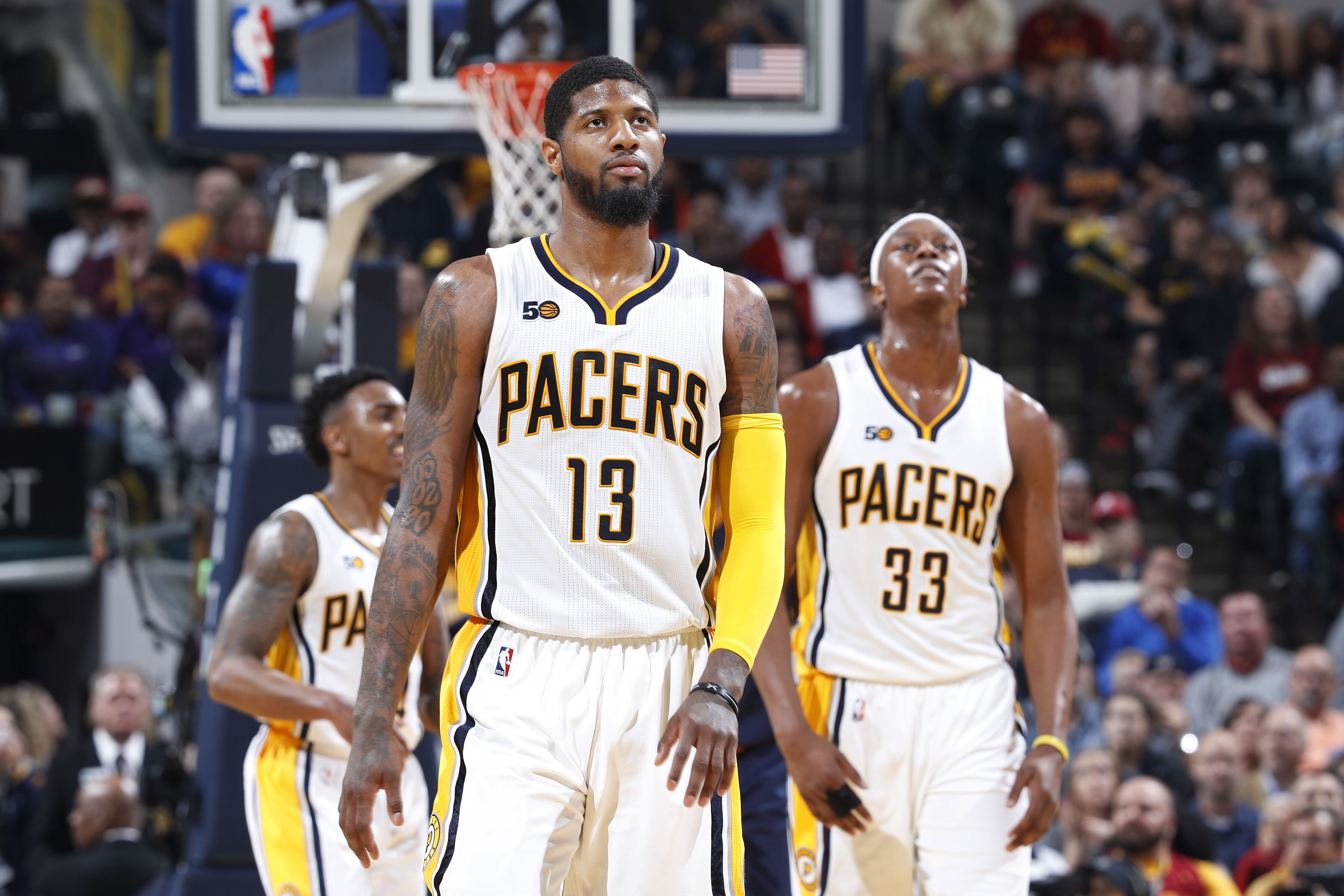 Nba Free Agency 2017 Twitter Reacts To The Paul George Trade