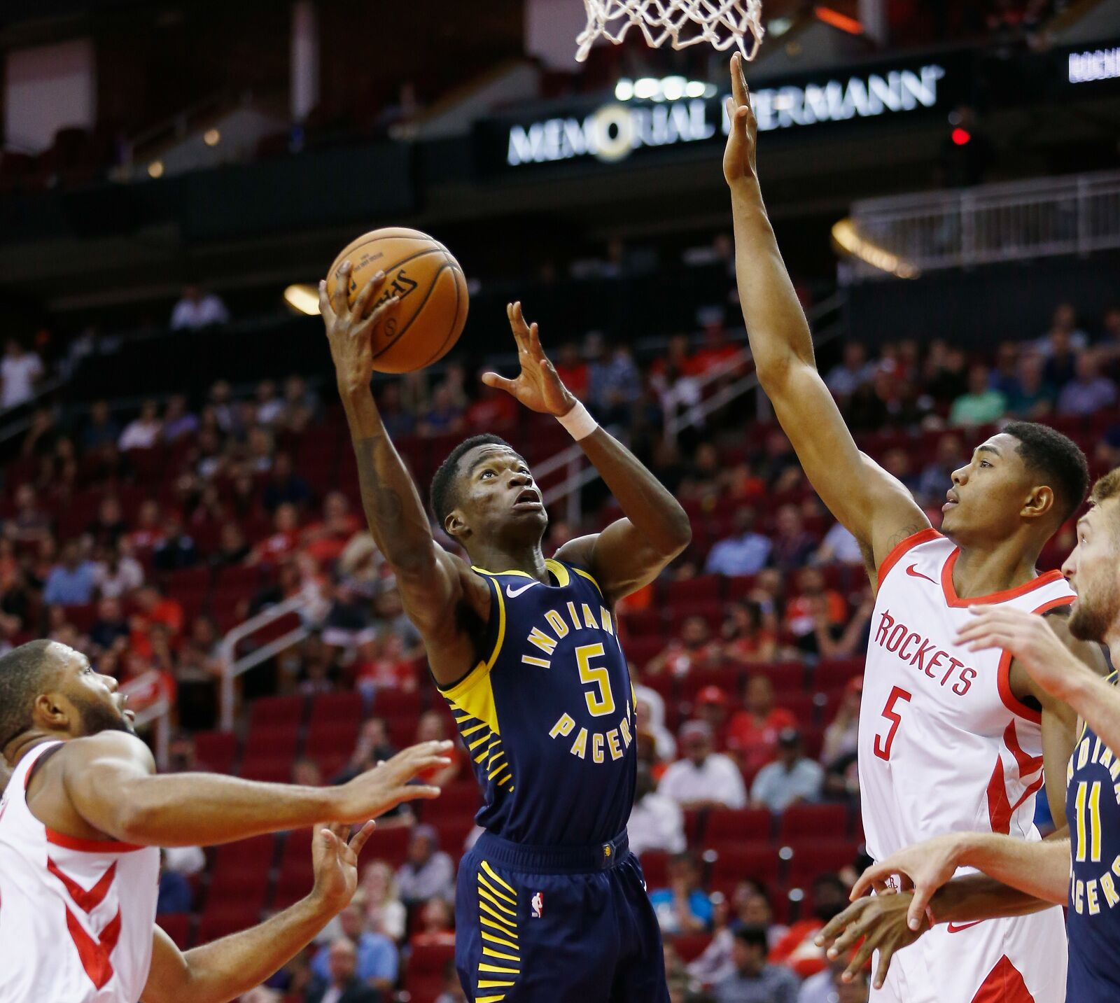 Indiana Pacers' Edmond Sumner could be a great insurance policy
