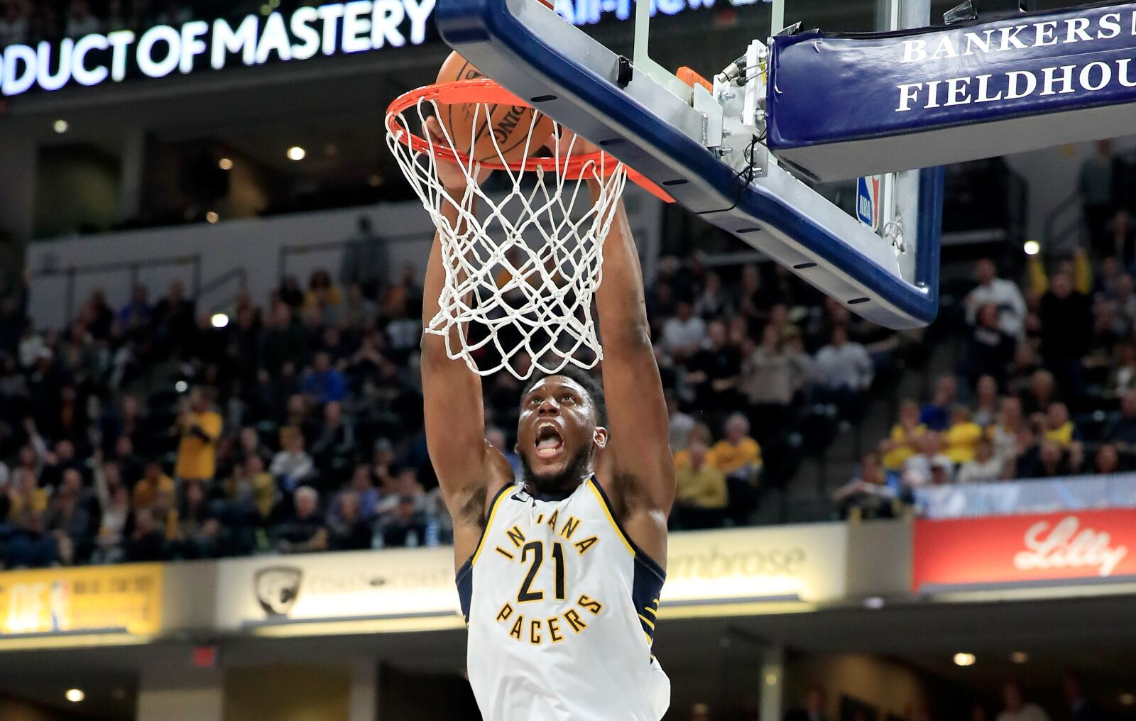 7dc9e18b6ed635 Indiana Pacers: Thaddeus Young 600 career starts by the numbers