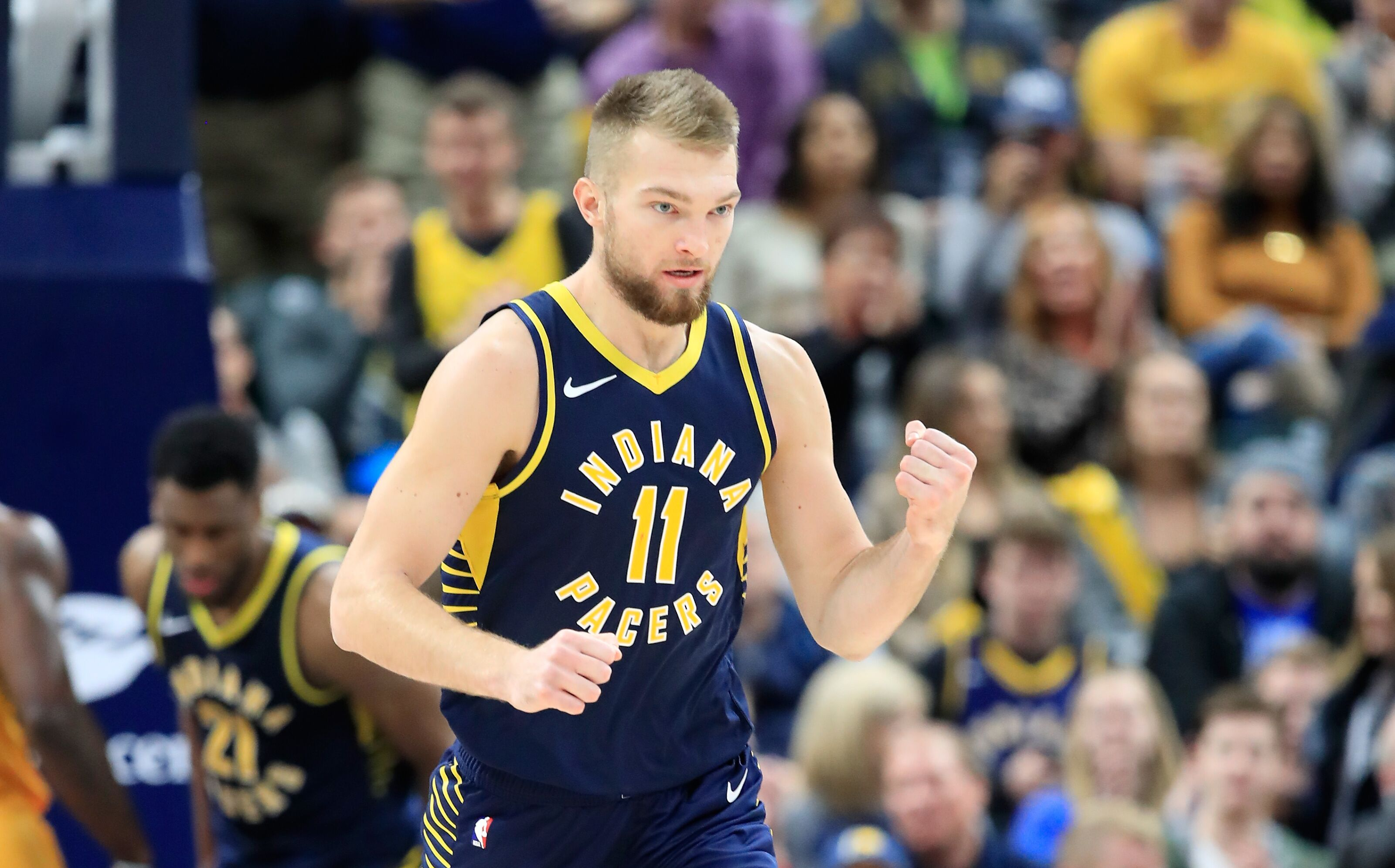 c312f8564 Indiana Pacers  Could Domantas Sabonis win two different awards