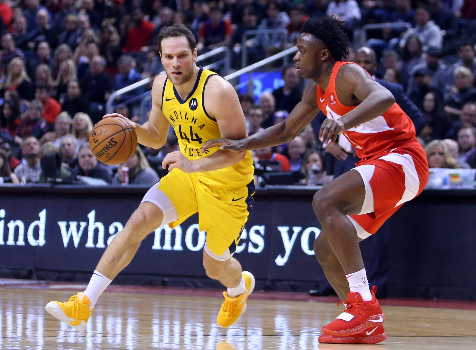 Indiana Pacers  A look at Bojan Bogdanovic s refined off the dribble game 1340e6802