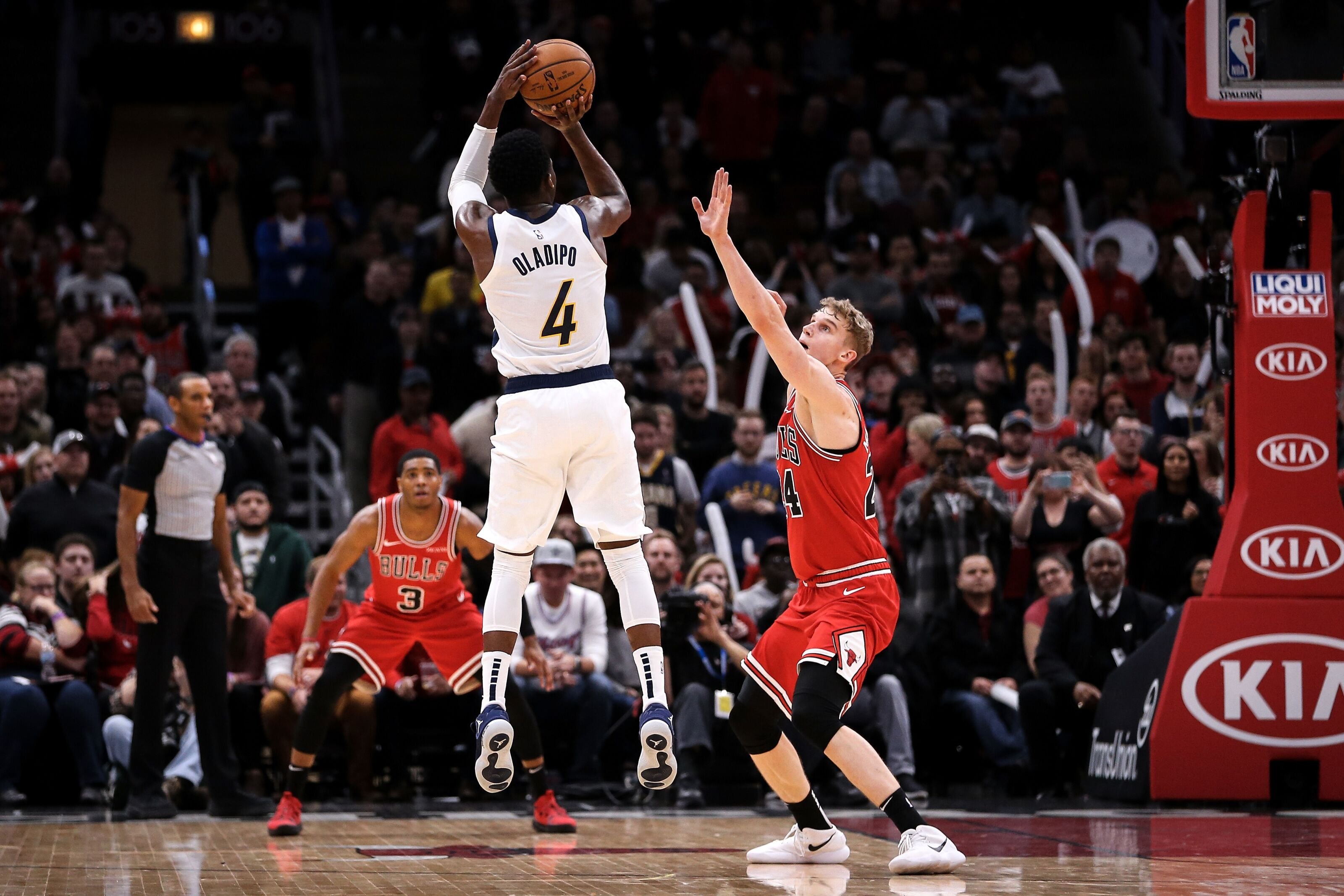 Victor oladipo always delivers in the clutch for the indiana pacers