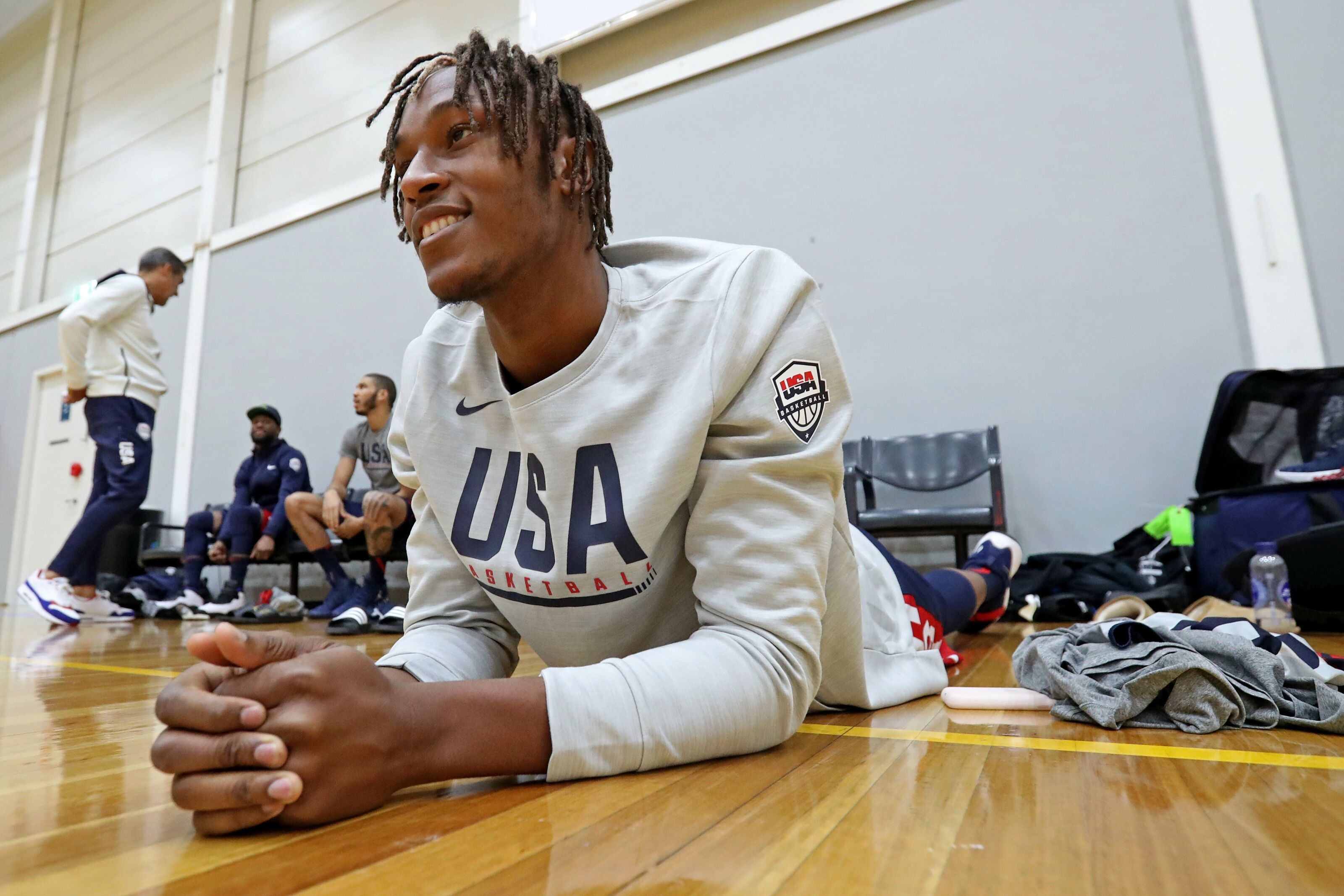 Pacers' Myles Turner officially makes Team USA's final 12-man roster