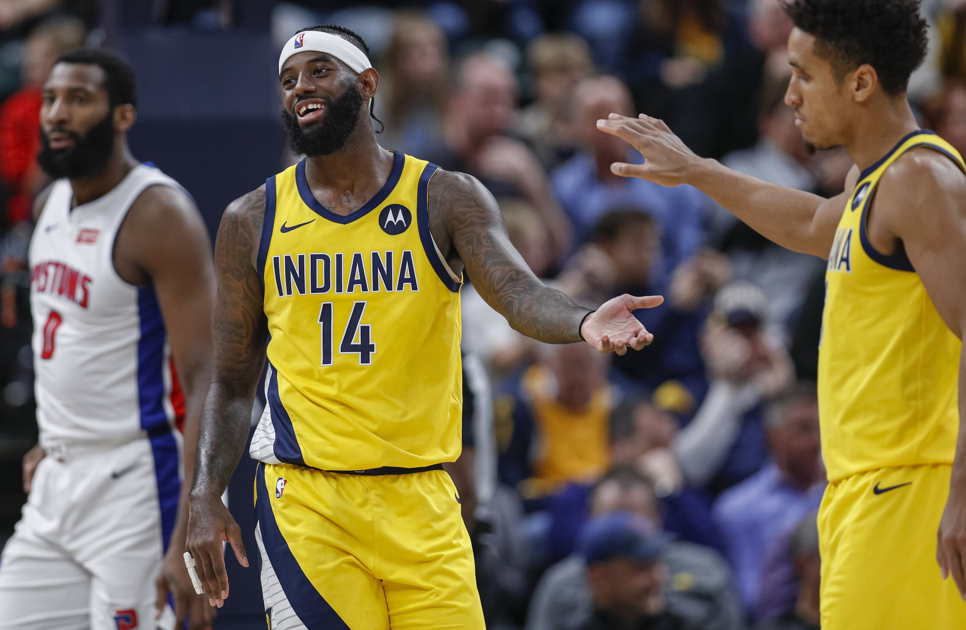 Indiana Pacers: Get to know JaKarr Sampson and his role