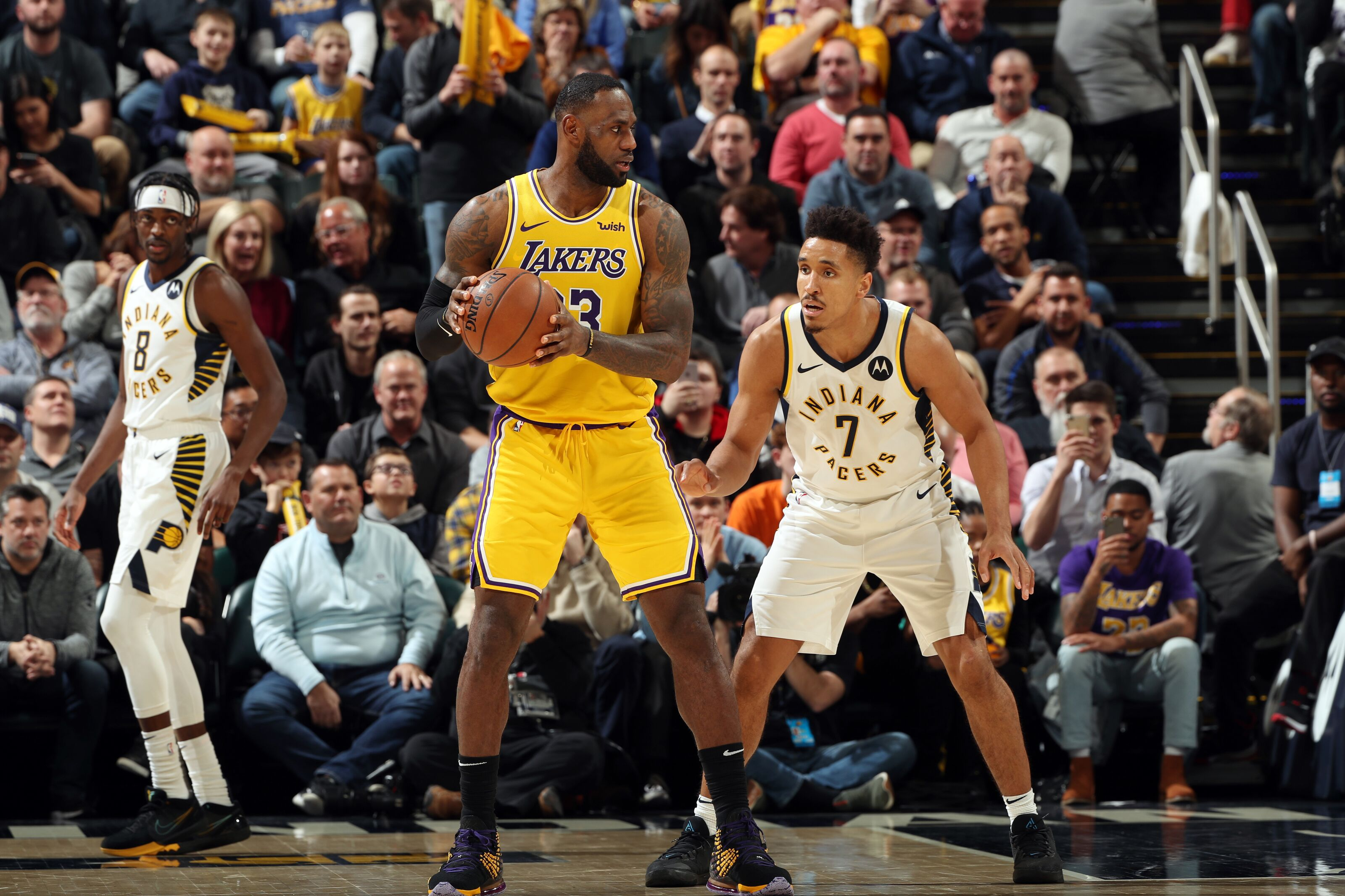 The Indiana Pacers and their Lack of National Attention