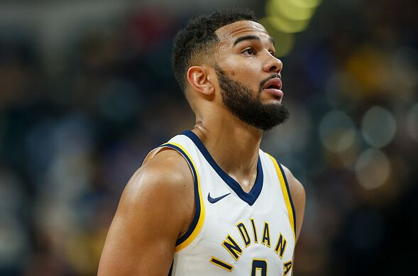 aefbf4112 Indiana Pacers Love and Hate Series  Cory Joseph