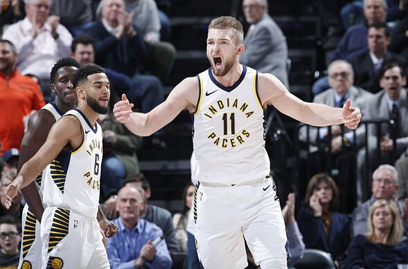 Indiana Pacers Love/Hate series: Domantas Sabonis