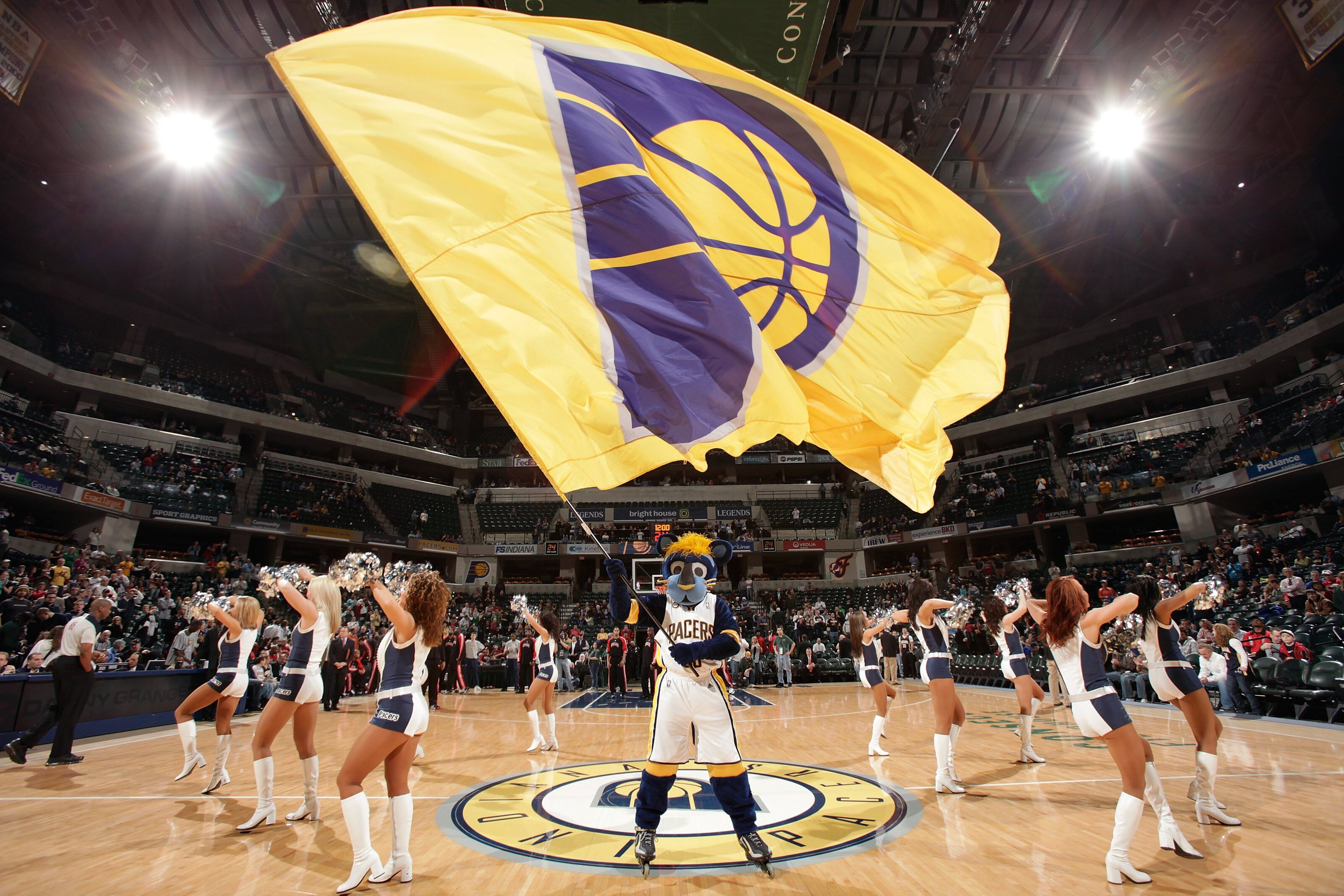Opening night is winning time for the Indiana Pacers