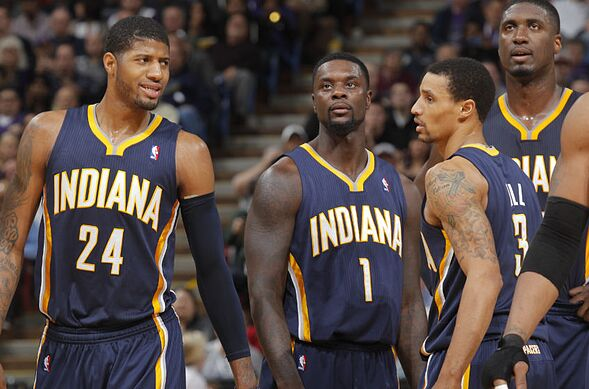 Ranking the best Indiana Pacers jerseys of all time - Page 4