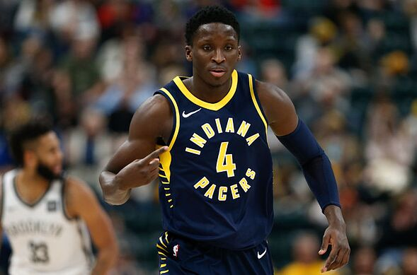 size 40 6849a 051ec Indiana Pacers: Victor Oladipo is clearly an All-Star