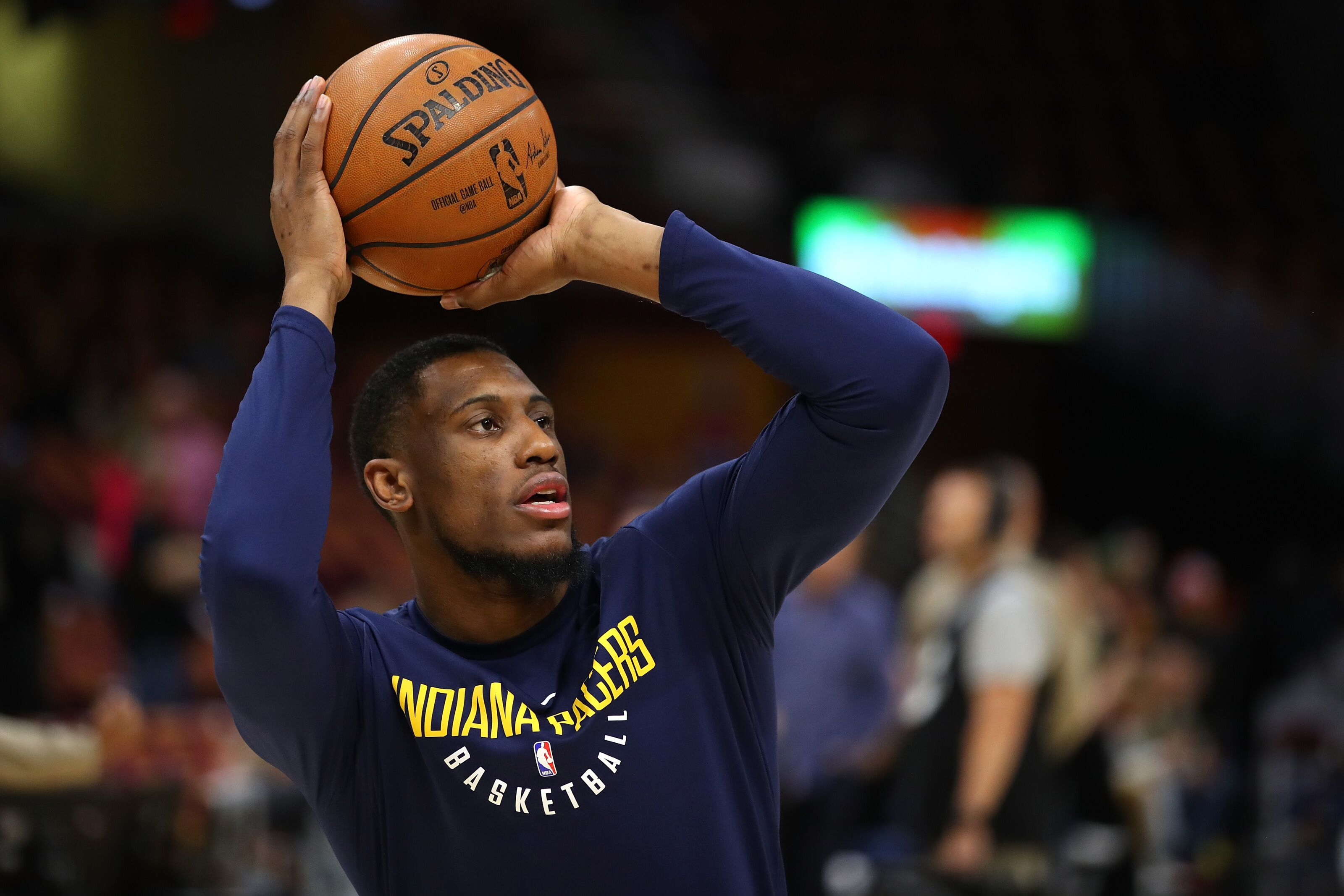 Thaddeus Young opting out could change Pacers  summer b44bb0c47