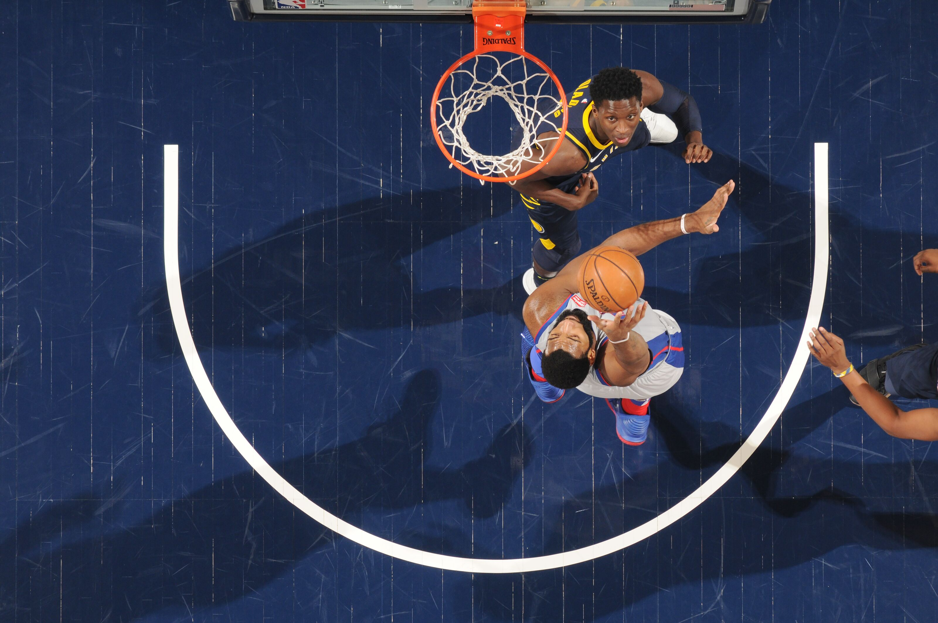 Assessing the Indiana Pacers' Divisional opponents: Detroit Pistons