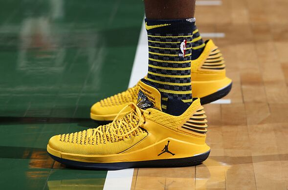 cb621d7aca87 Ranking the Top 5 Shoe Styles on the Indiana Pacers