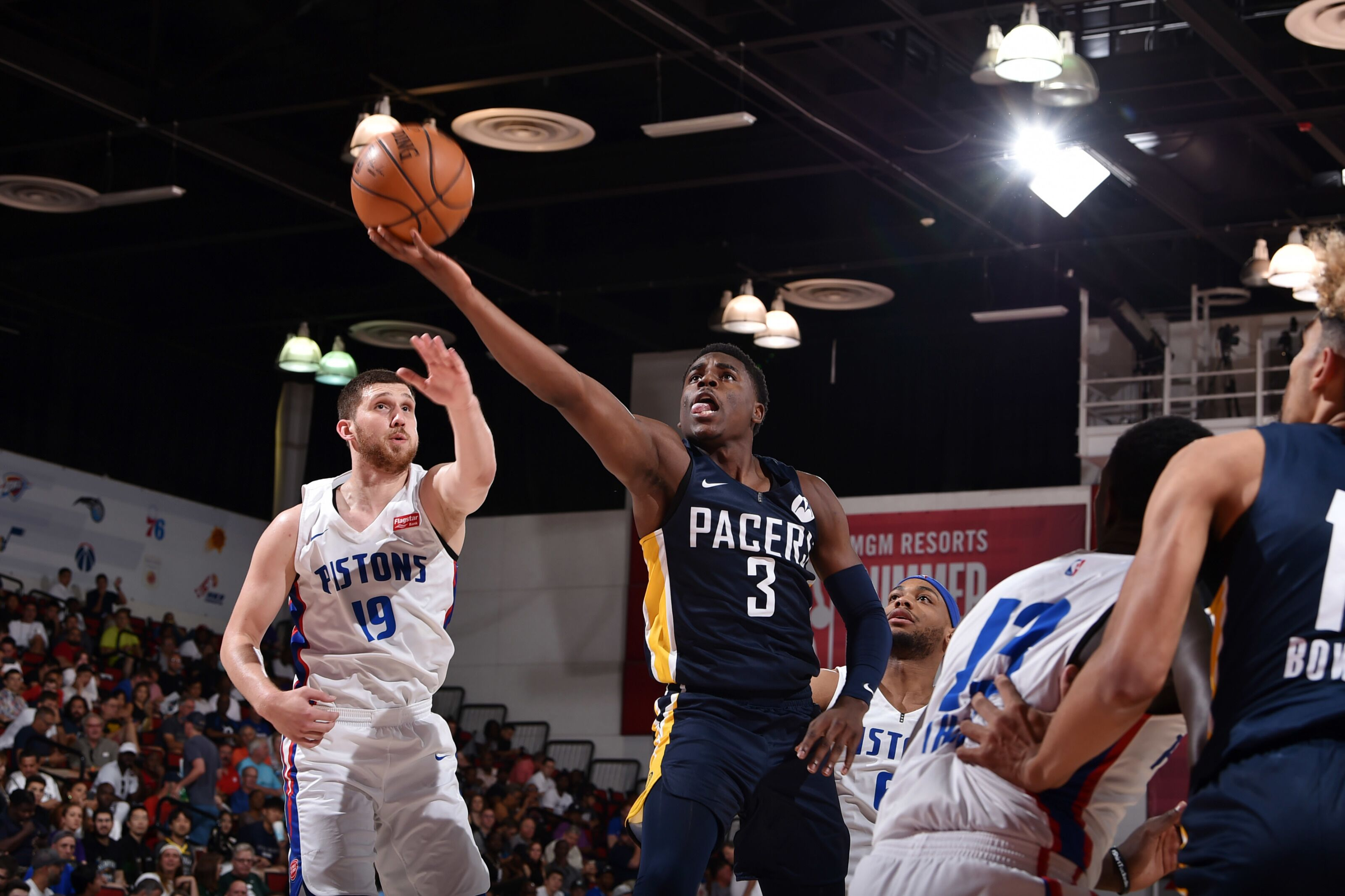cf449aef85a400 3 takeaways from the Indiana Pacers' second Summer League loss