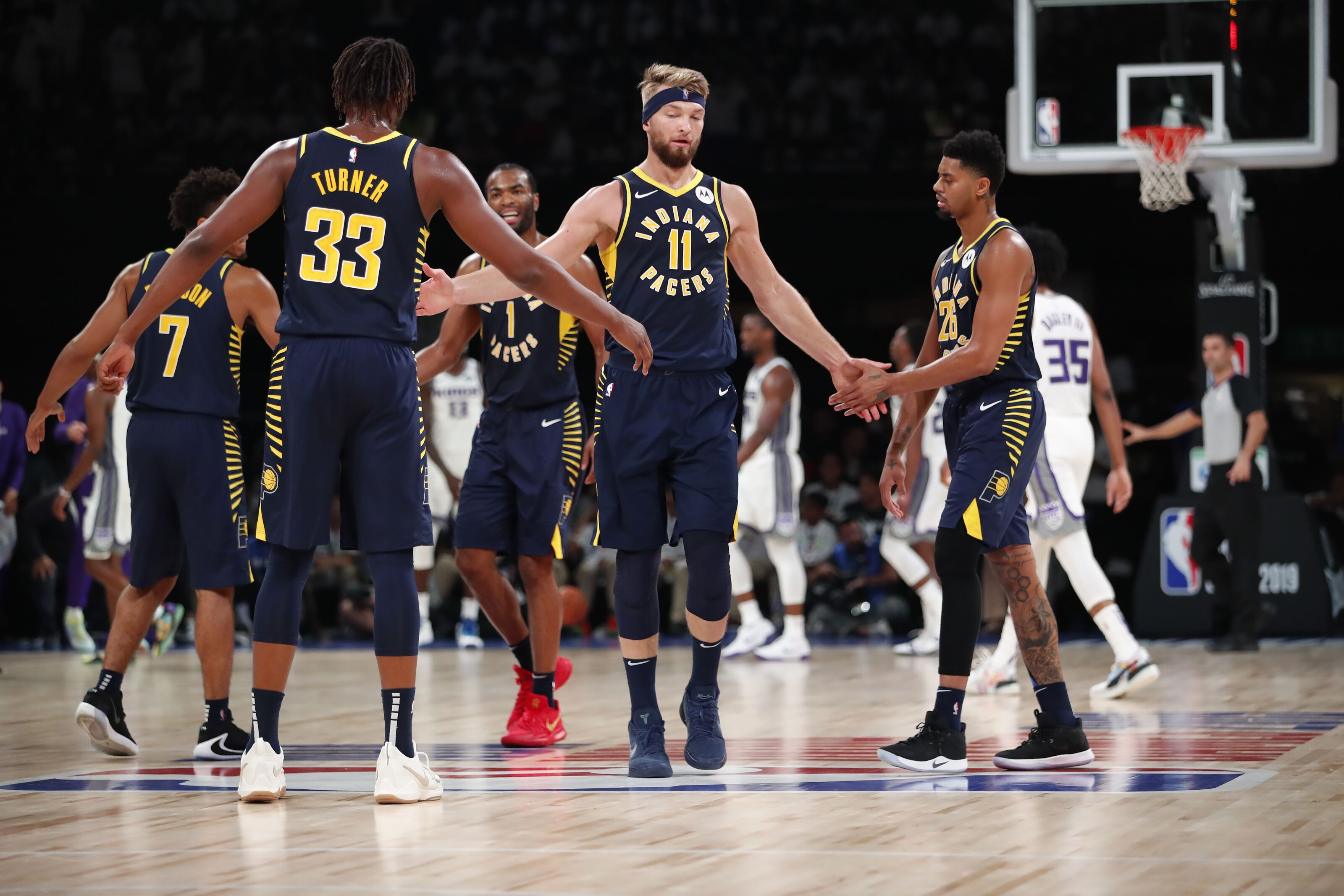 Benefits of the NBA India Games for the Indiana Pacers