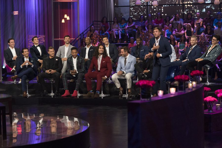 Bachelorette Men Tell All: Only 16 of Becca's guys show up on Monday's MTA