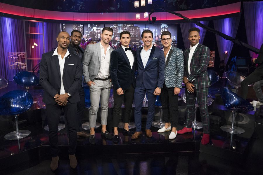 The Bachelorette Men Tell All: A fashion show with a side of bromance