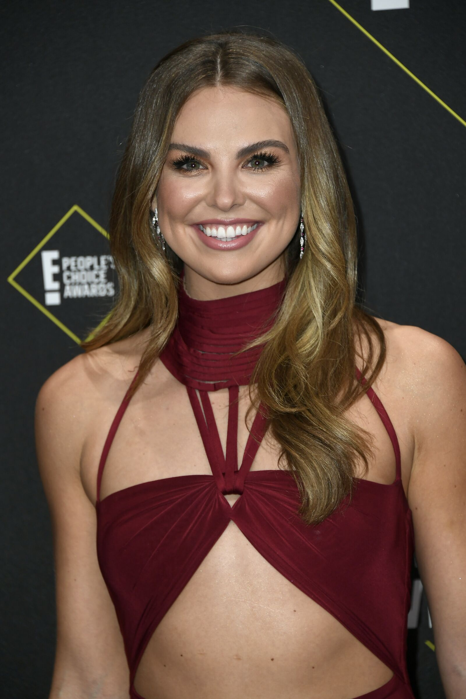 Hannah Brown wins Competition Contestant of 2019 at People's Choice Awards