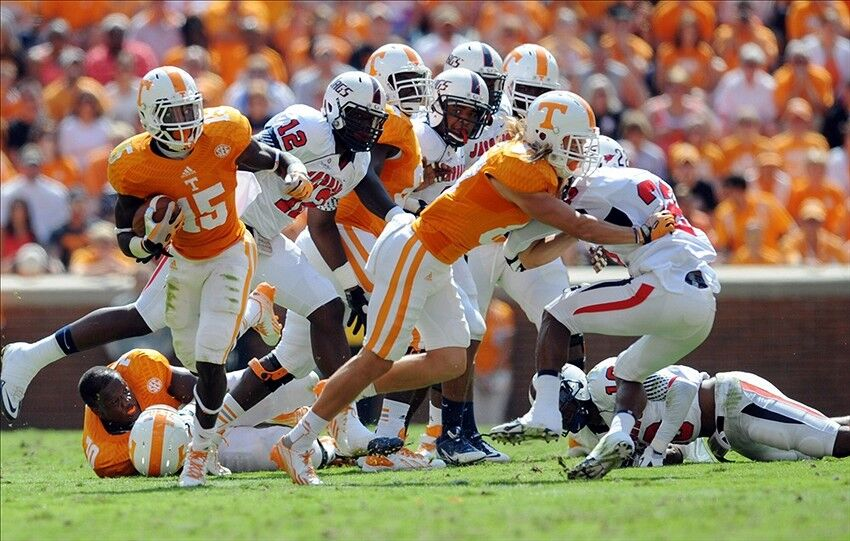 South Carolina Gamecocks @ Tennessee Volunteers: Live Game ...