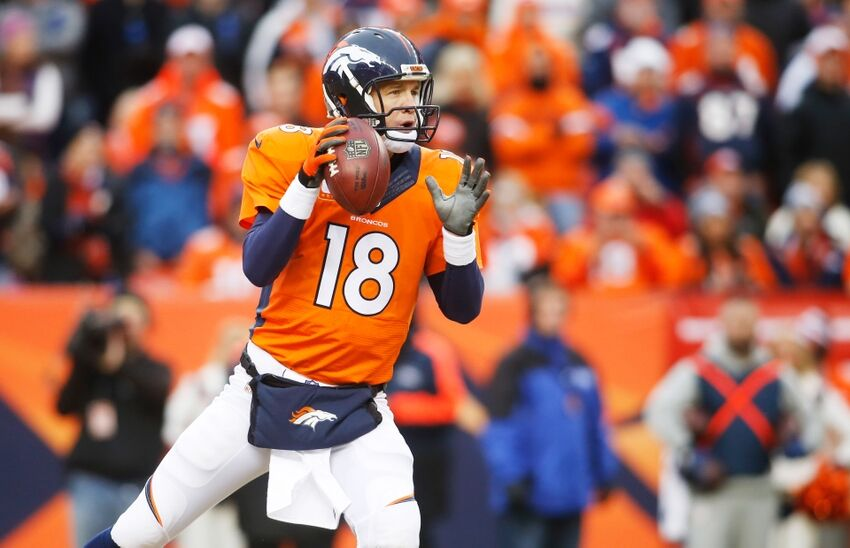 Peyton Manning: Show to Feature Former Vols QB's 2013 Year