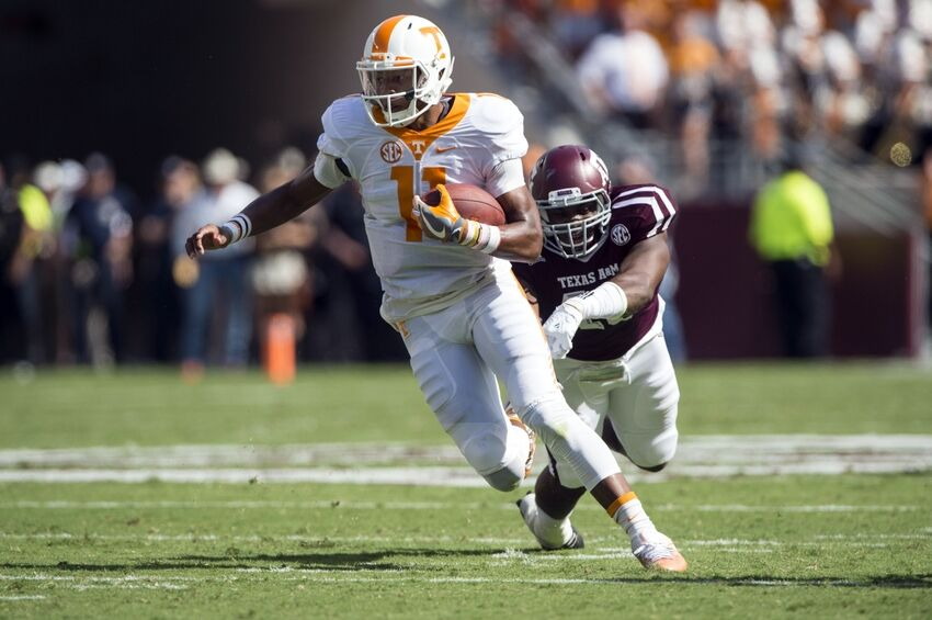 Tennessee Football: 5 Takeaways from Vols Loss to Texas A ...