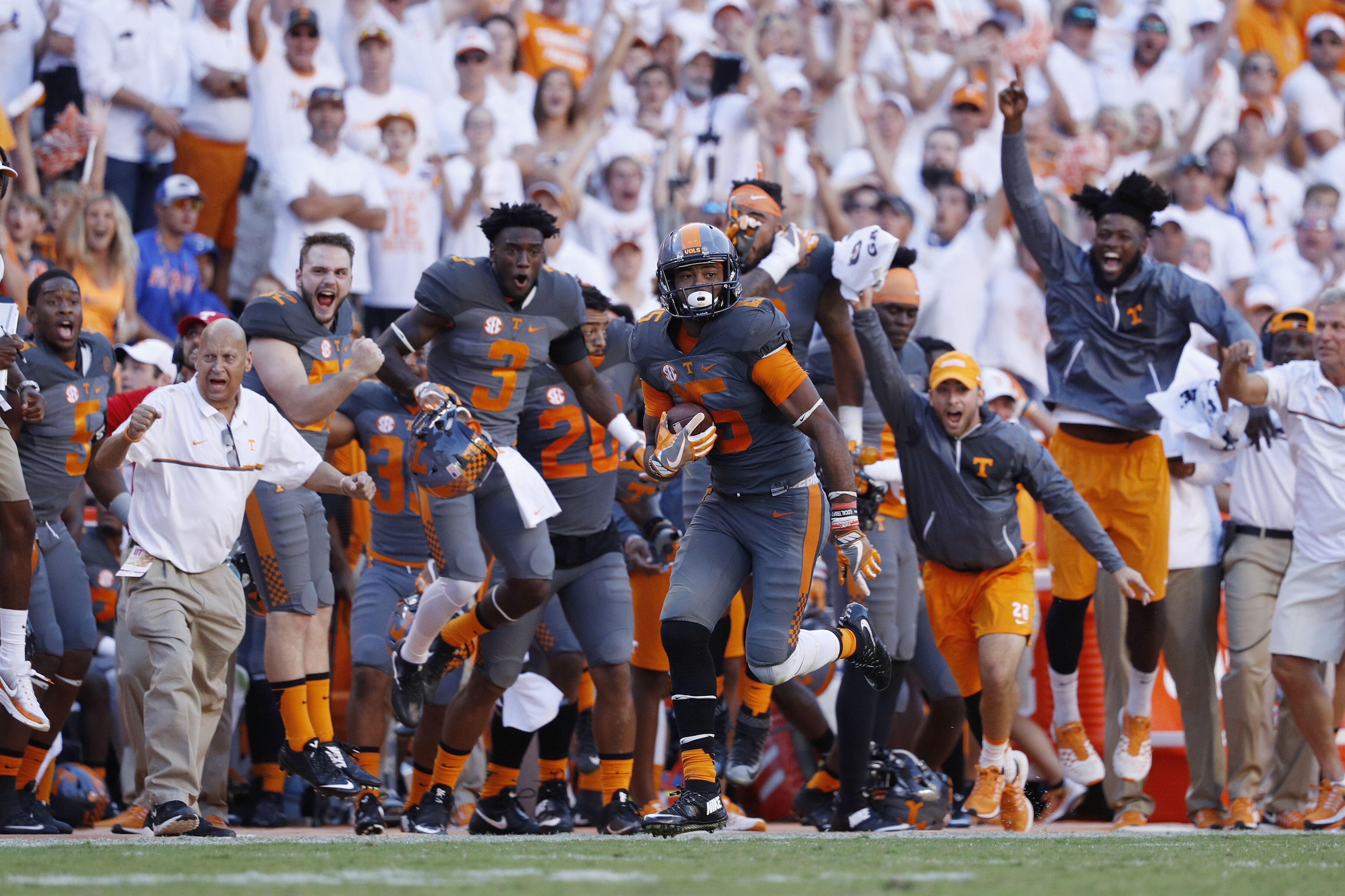 finest selection d6f45 0d7ff Tennessee football: Vols, Jeremy Pruitt shouldn't abandon ...