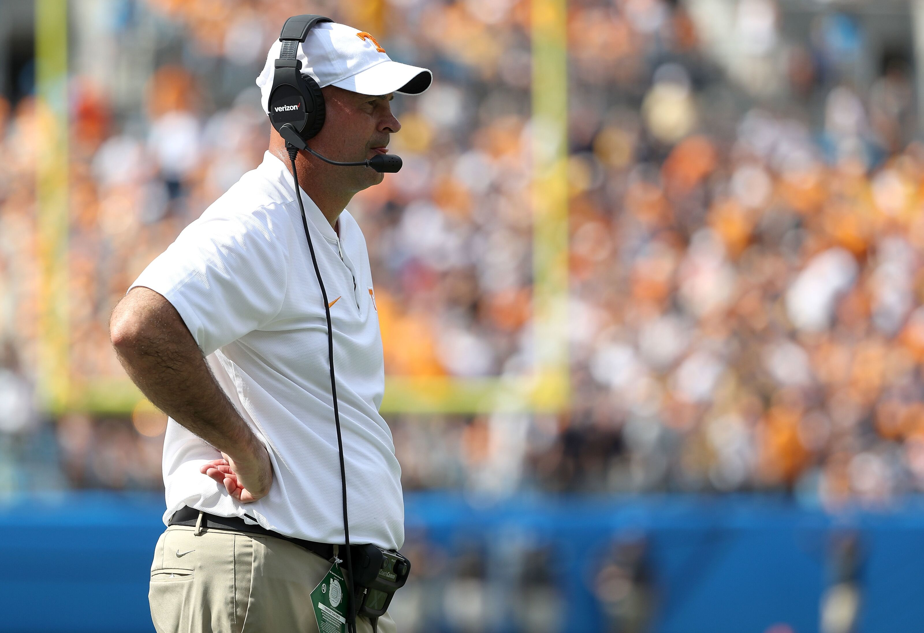 Tennessee football: Jeremy Pruitt's dishonesty on Vols players is disturbing