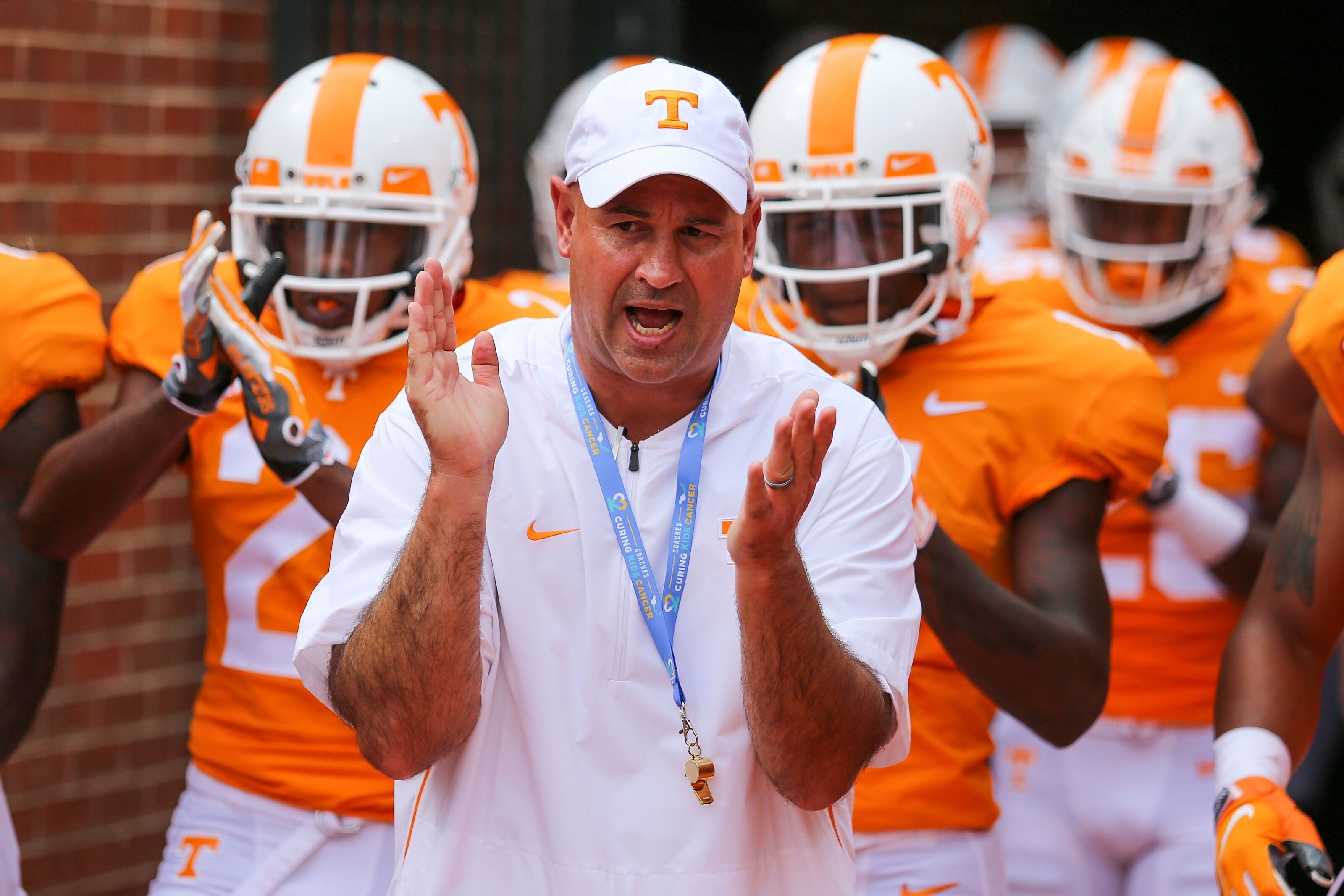 Tennessee football: 5 positives signs for Vols Jeremy Pruitt's first year
