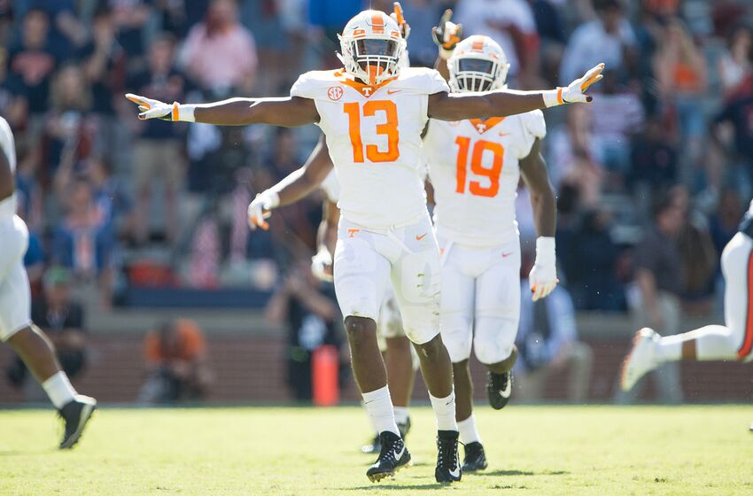 Tennessee Football Photo Gallery From Vols 30 24 Win Over