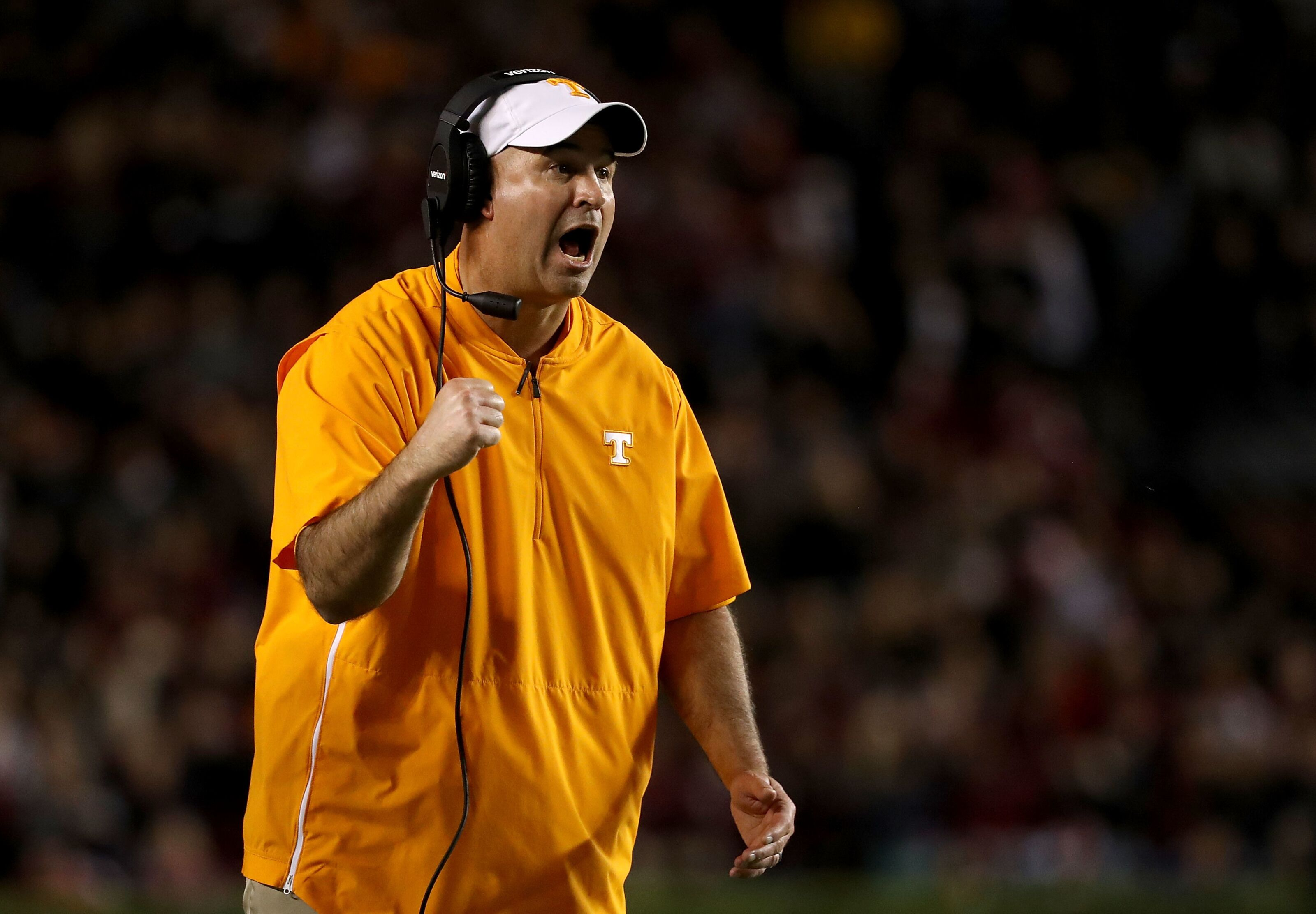 Tennessee football: Ranking everybody to coach a game for Vols in 2010s