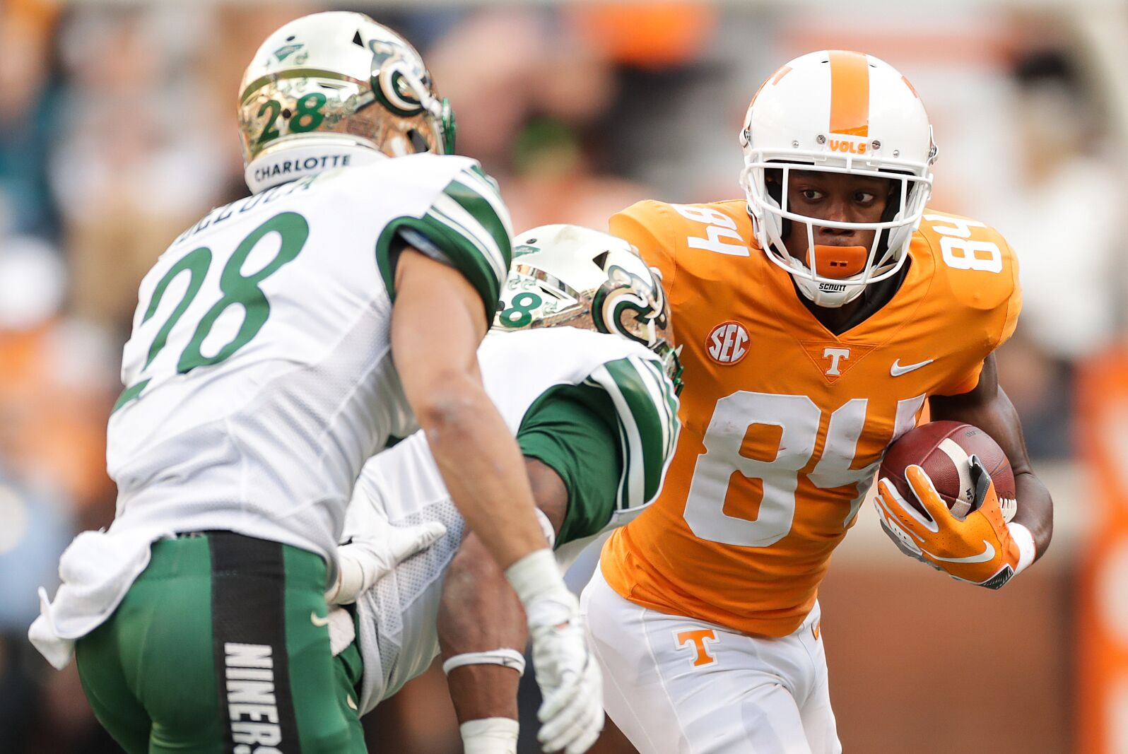 Tennessee football Smokey Points: Top 5 Vols performers vs ...